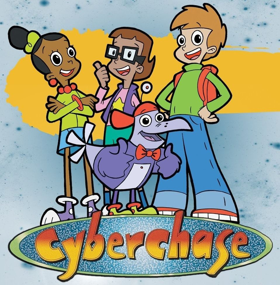 PBS Kids Cyberchase logo